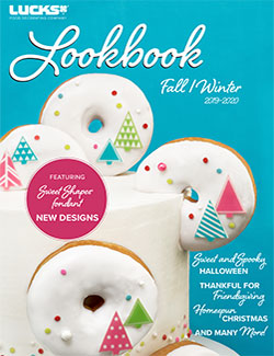Sweet Shapes Fondant Lookbook