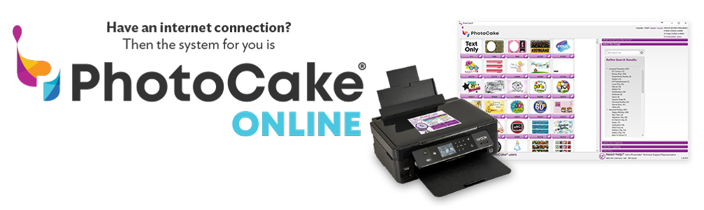 PhotoCake Online FAQ | DecoPac